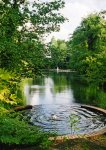 St.Balise Well & Lake