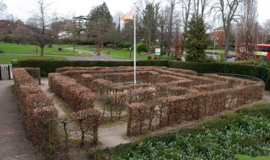 Lost Maze!