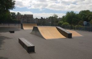 Some skateboard apparatus